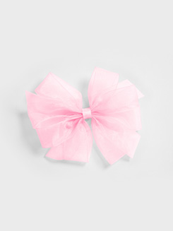 Small Organza Bow