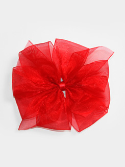 Large Organza Bow