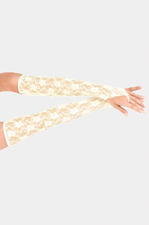 Adult Lace Gauntlets
