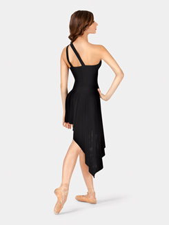 Adult Tank Asymmetrical Hem Dress