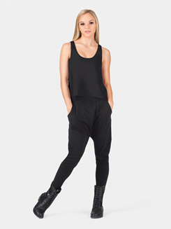 Adult Hi-Lo Relaxed Fit Tank Top