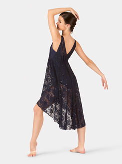 Adult Tank Sequin Lyrical Dress