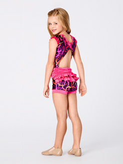 Child Ruffle Short
