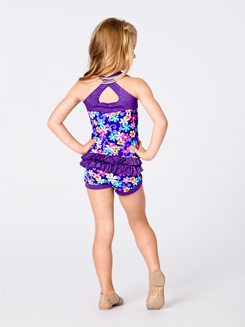 Child Flower Power Short