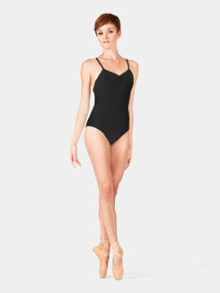 Adult Elora Camisole Pinch Front Leotard