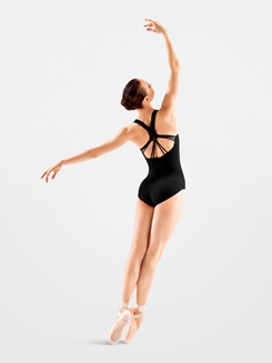 Adult Rouleau Weave Tank Leotard