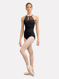 Camisole Embroidery Emery Leotard