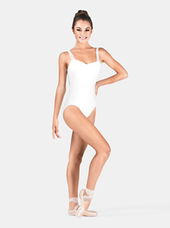 Adult Tank Mesh Leotard