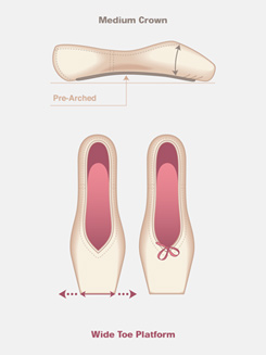 Lumina Pointe Shoe