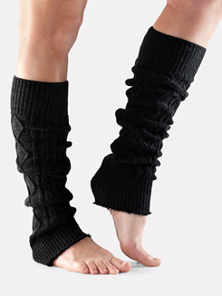 Knee High Crochet Legwarmers
