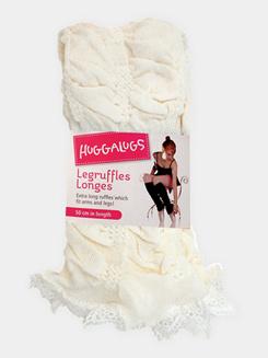 Adult/Girls Vintage Vanilla Legwarmers