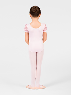 Child Puff Sleeve Leotard 