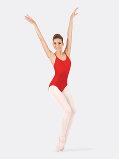 Adult Camisole Triple Strap Back Leotard
