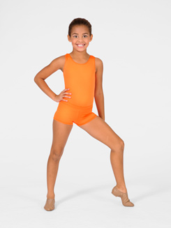 Child Low Rise Dance Short