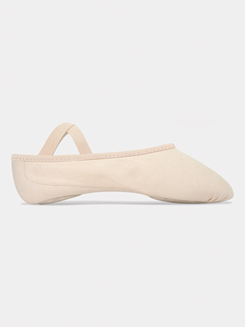 Adult Intrinsic Split-Sole Canvas Ballet Slipper
