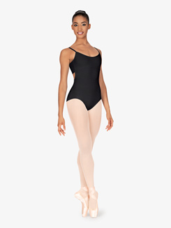 Camisole Leotard With Darts