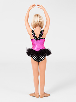 Child Moe Tutu Leotard
