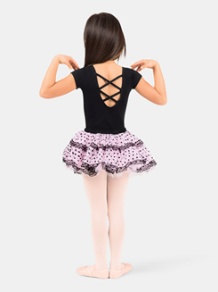 Girls Polka Dot Tutu Skirt