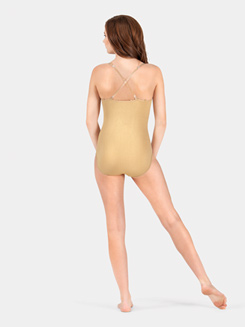 Seamless Camisole Undergarment Leotard 
