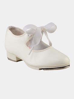 Jr. Tyette Adult Ribbon Tie Tap Shoe