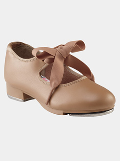 Jr. Tyette Child Ribbon Tie Tap Shoe