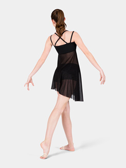 Adult Emballe Sheer Dress and Short Set