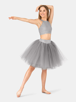 Adult Satin Tutu Skirt