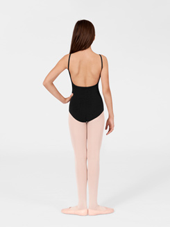 Adult Pinched Professional Camisole Dance Leotard