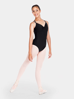 Double Strap Adult Camisole Leotard