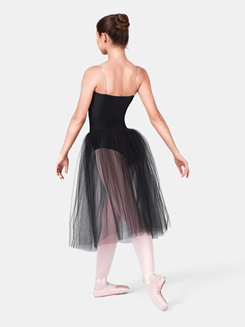 Adult Classical Tutu Dress with Nude Insert