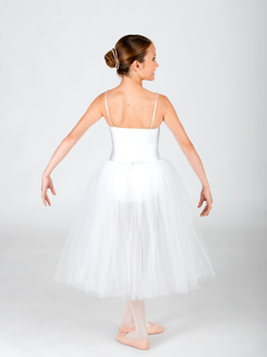 Child V Insert Classical Tutu Dress 