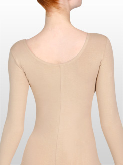 Basic Long Sleeve Unitard 