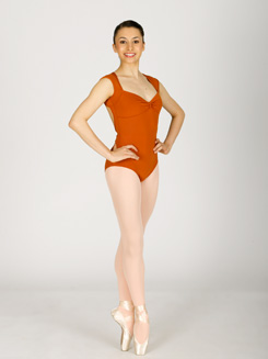 Adult Cap Sleeve Leotard