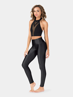 Adult High Waist Leggings