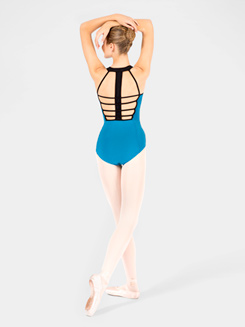 Strappy Back Tank Leotard