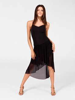 High-Low Camisole Dress