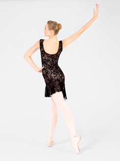 Adult Tank Lace Overdress 