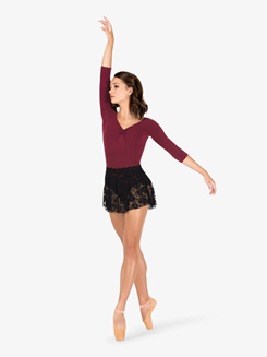 Adult Lace Short Skirt