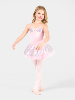 Child Sparkle Dot Tutu Skirt