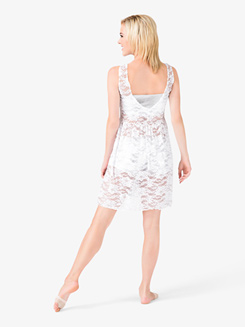 Tank Lace Overdress