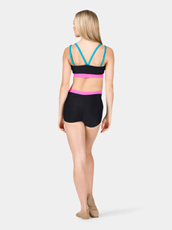 Adult Tri-Color Camisole Bra Top