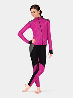 Adult Colorblock Leggings