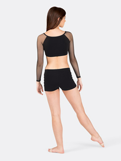 Adult Slash Dance Shorts