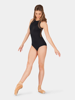 Adult Tiler Peck Power Mesh Tank Leotard