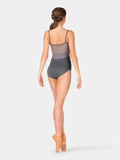 Adult Mesh Camisole Leotard