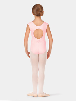 Girls Tiler Peck Cap Sleeve Leotard