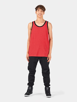 Mens Ringer Tank Top