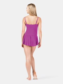 Adult Sweetheart Keyhole Front Camisole Dress