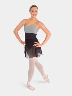 Adult Chiffon Wrap Ballet Skirt