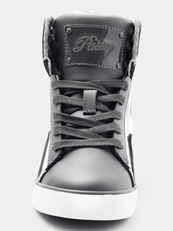 Adult Pop Tart Grid Hi Top Sneakers